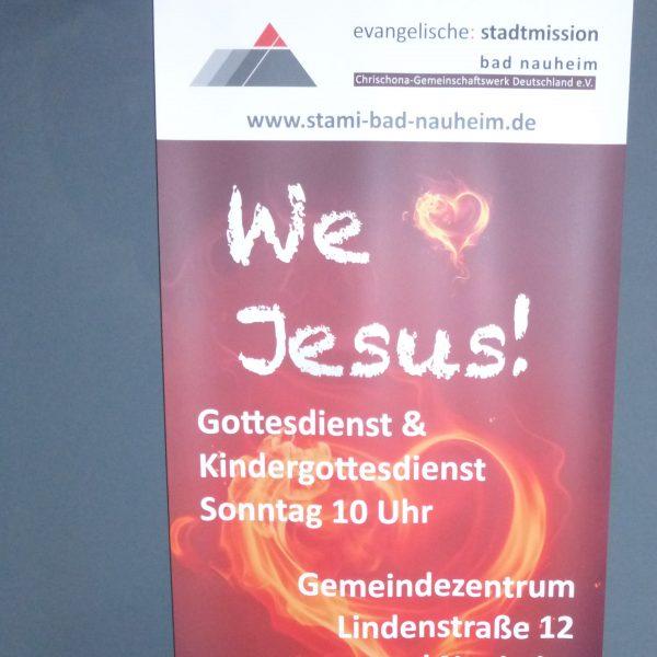 39 We Love Jesus